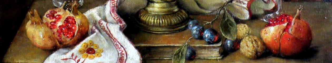 Malarstwo Bogdany Gołojuch – obrazy olejne, akwarele, pastele