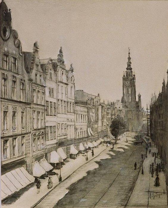Gdańsk ulica Długa